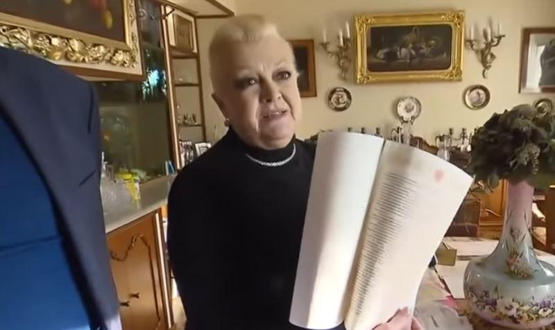 Пусть говорят: выпуск 21.09.2020 – Дуэт «друзей»: от кого вдова Алексея Баталова умоляет защитить дочь
