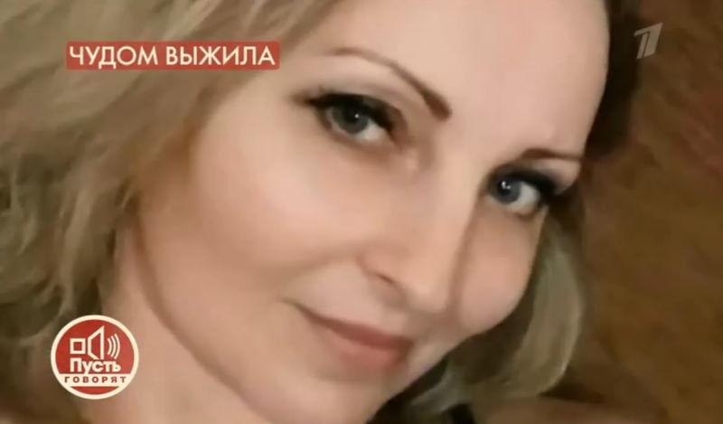 Пусть говорят 19.01.2021 – Школьную учительницу едва не убил муж